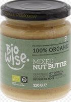 Mixed Nut Butter - Produit - fr