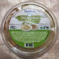 Trio hummus - Producto - es
