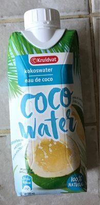 Eau de coco - Product - fr