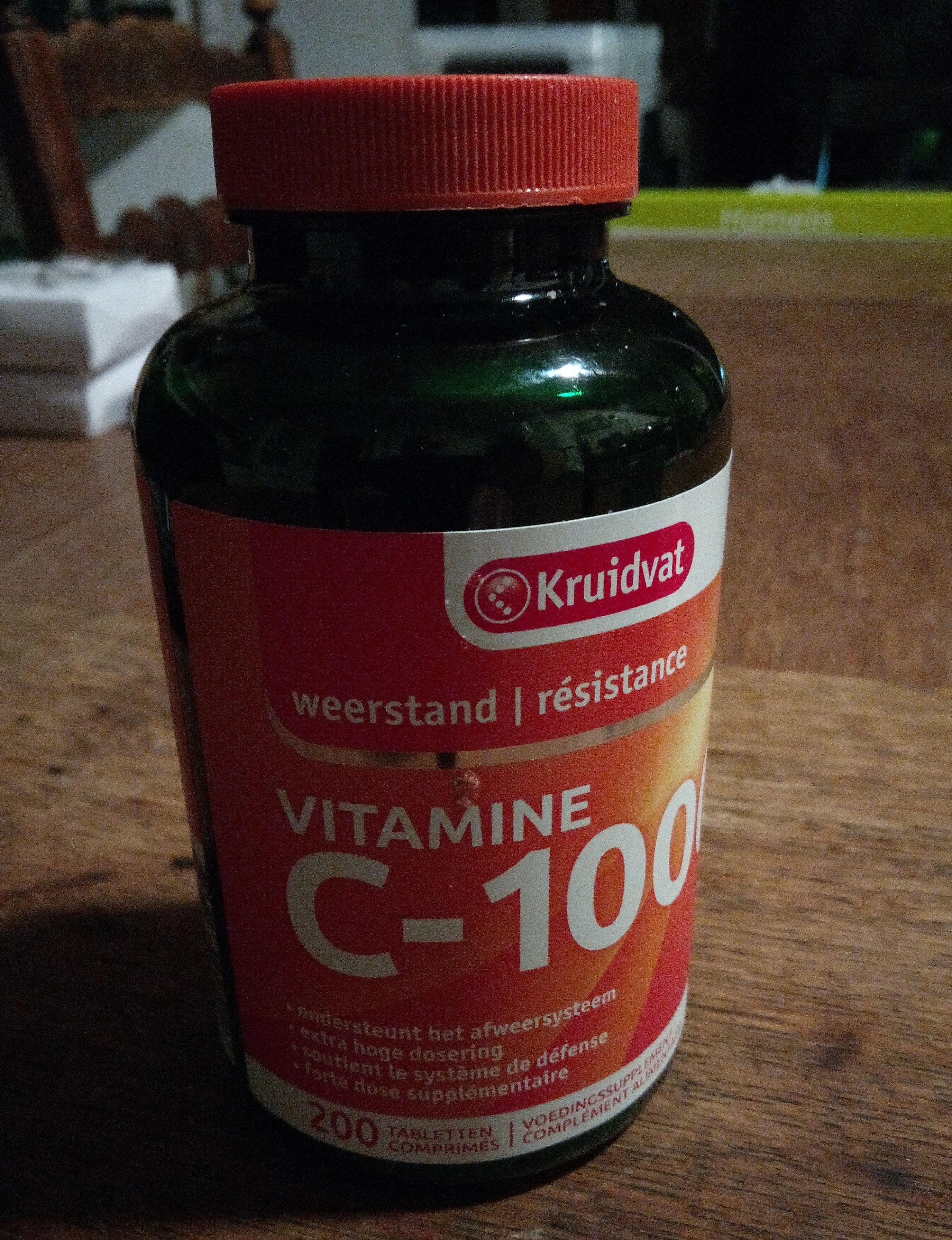 Vitamine C - Product