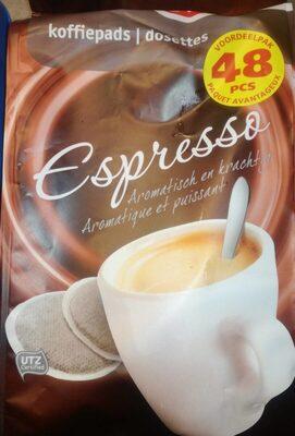 Dosettes expresso (48pcs) - Product