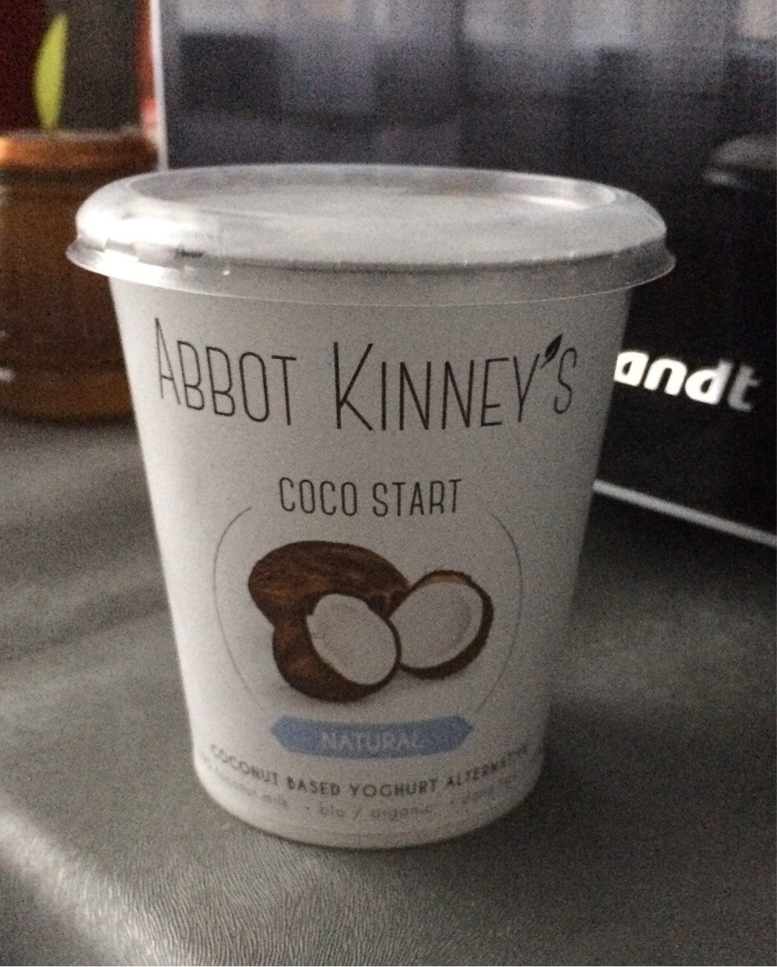 Abbot Kinney's Coco Start, Natural - Product