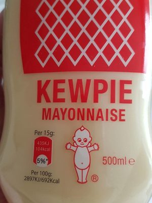 Kewpie Mayonnaise - Product - fr
