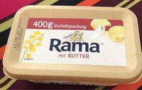 Rama avec du beurre - Product