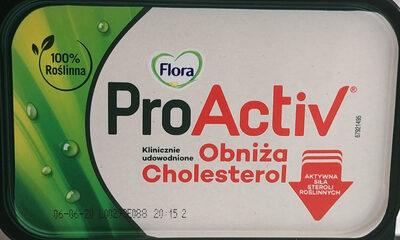Tłuszcz roślinny do smarowania 35% z dodatkiem steroli roslinnych. - Produkt - pl