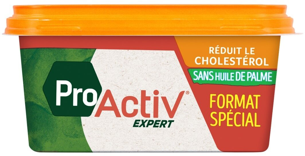 ProActiv Margarine Cuisine Sans Huile de Palme - Nutrition facts - en