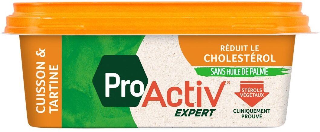 ProActiv Margarine Cuisine Sans Huile de Palme 225g - Produit