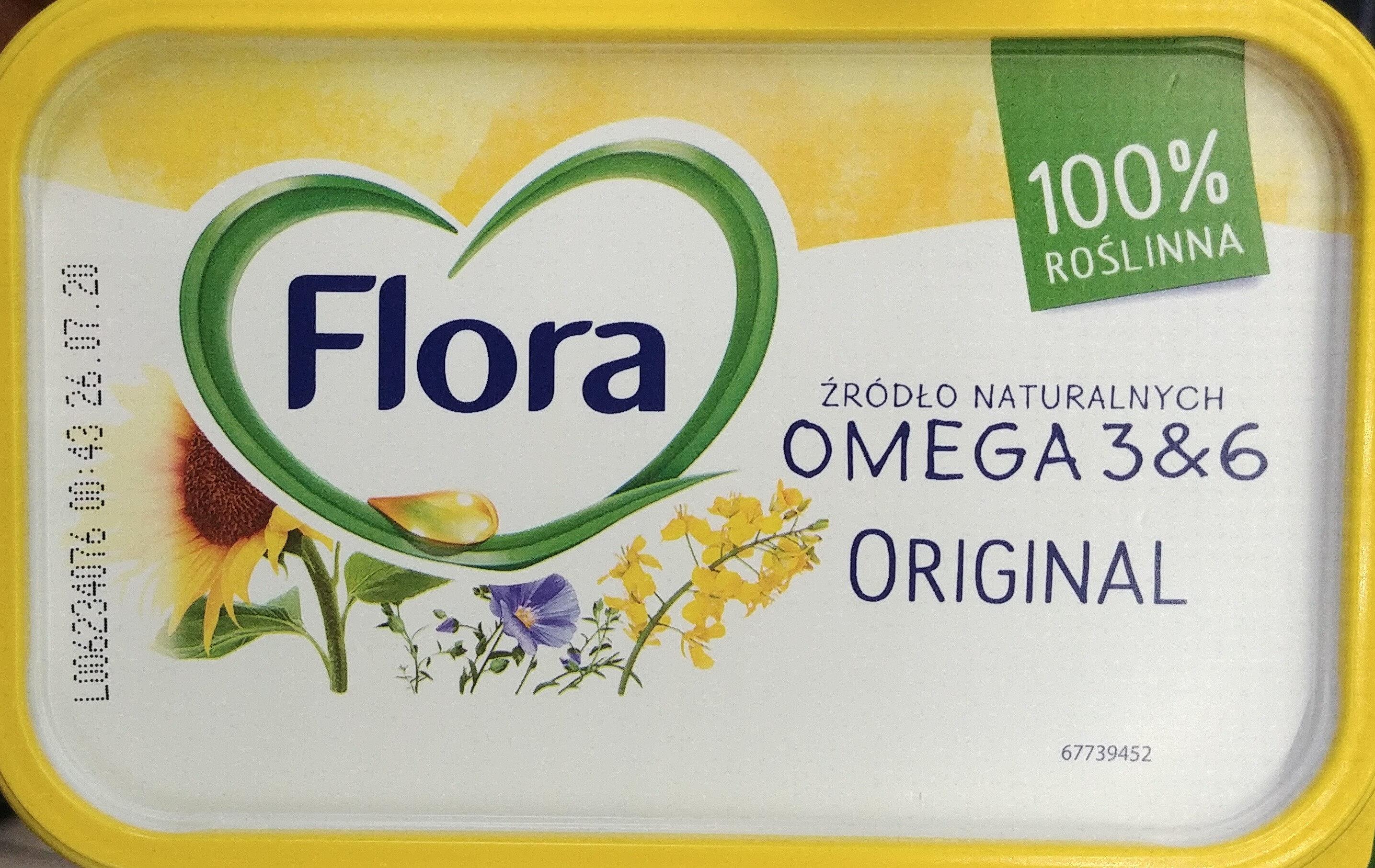 Źródło naturalnych omega 3 & 6 original - Produkt - pl