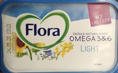 Omega 3 & 6 light - Produkt - pl