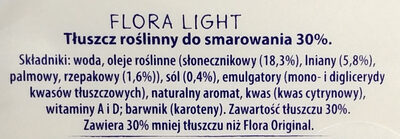 Omega 3 & 6 light - Składniki - pl