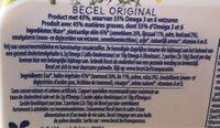 Becel Original - Ingrediënten - fr