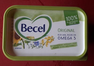 Becel Original - Produit