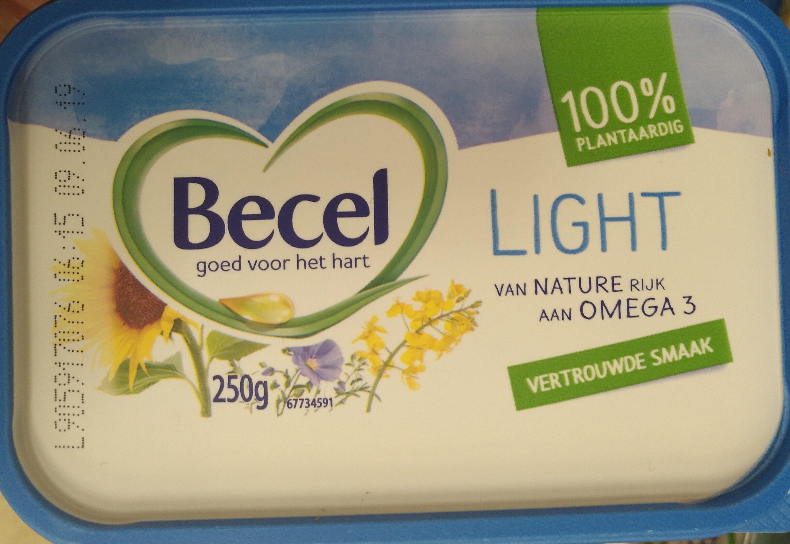 Becel light - Product