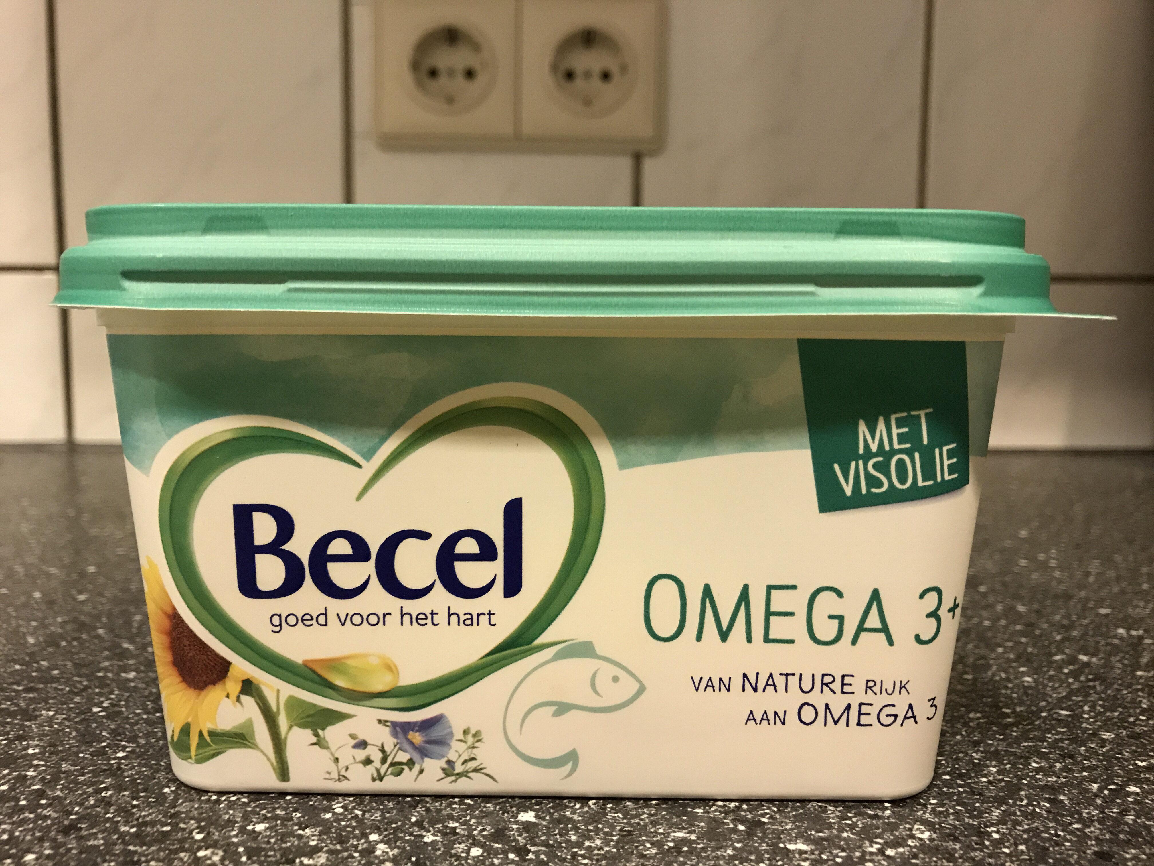 Becel Oméga 3+ - Product - fr