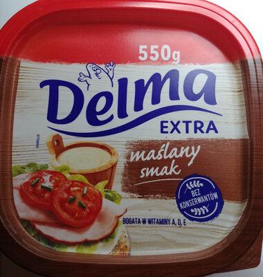 Margaryna półtłusta o smaku masła, 39% tłuszczu. - Produkt