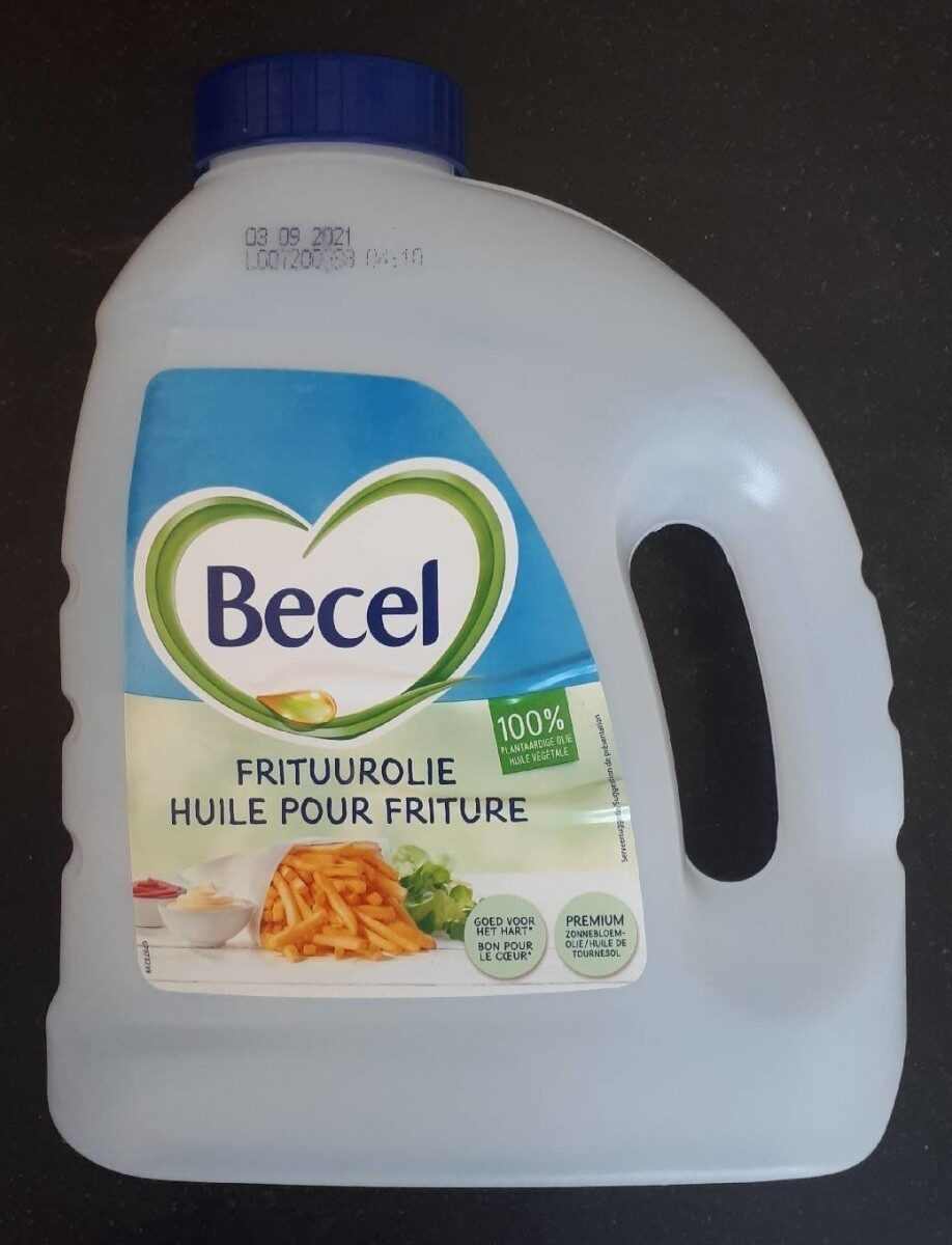 Becel huile pour friture - Product - fr