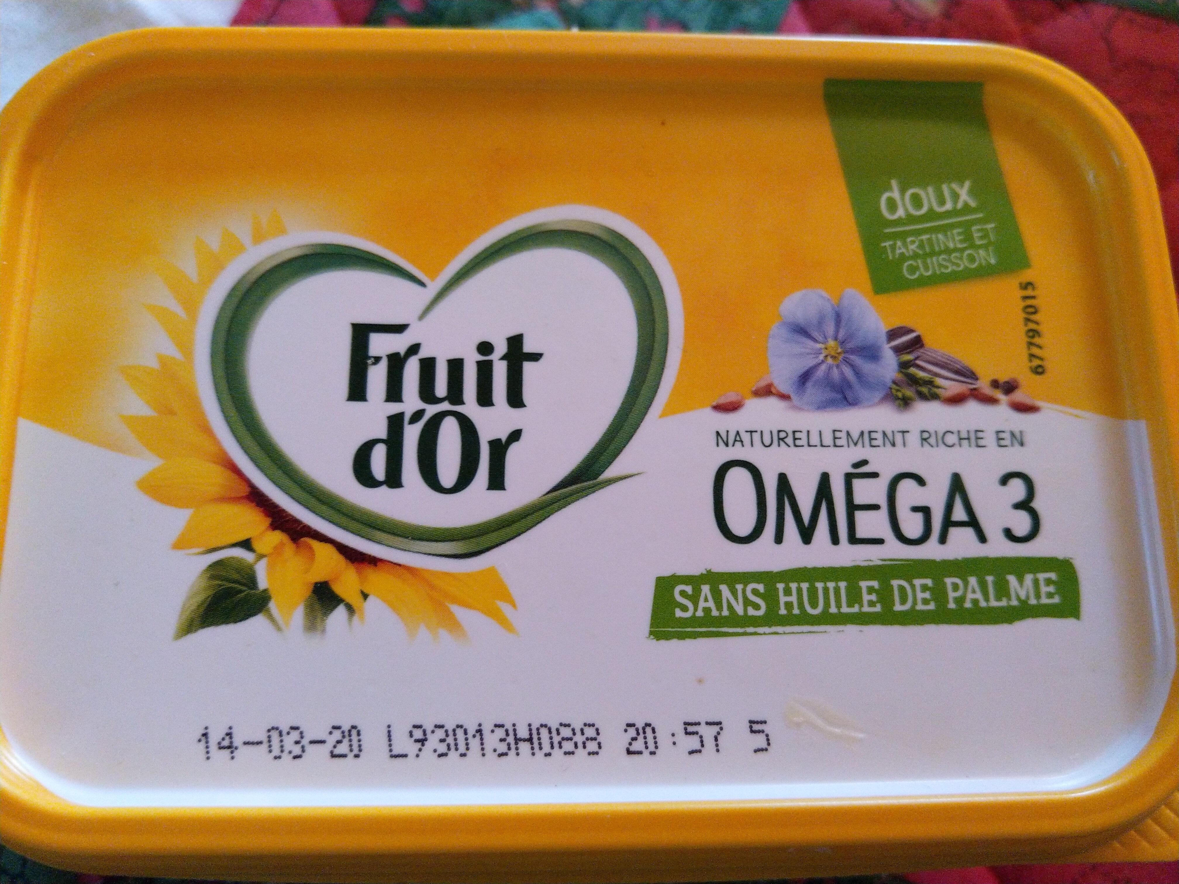 Fruit d'or doux - Product - fr