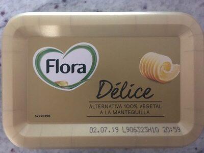 Délice margarina vegetal - Produit - es