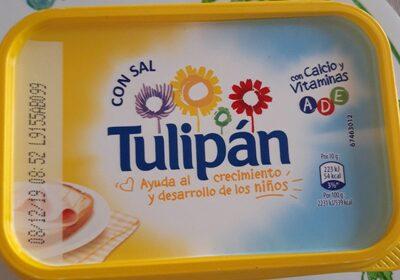 Margarina Tulipán con sal - Product