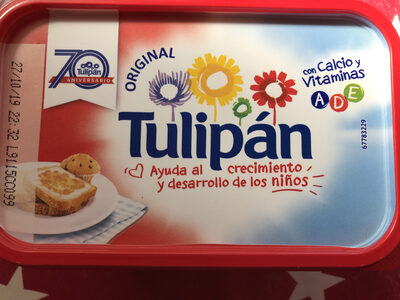 Tulipán - Producto