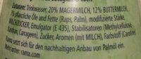 Cremefine zum Kochen 7% Fett - Ingredienti - de