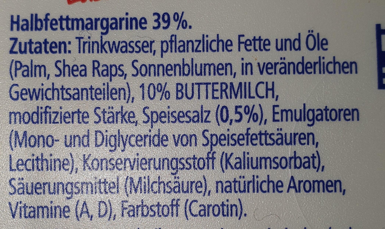 LÄTTA original - Ingrediënten - de