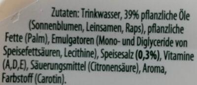 Becel ProActive - Ingredienti - de