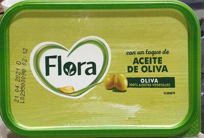 Margarina 100% vegetal con aceite de oliva - Prodotto - es