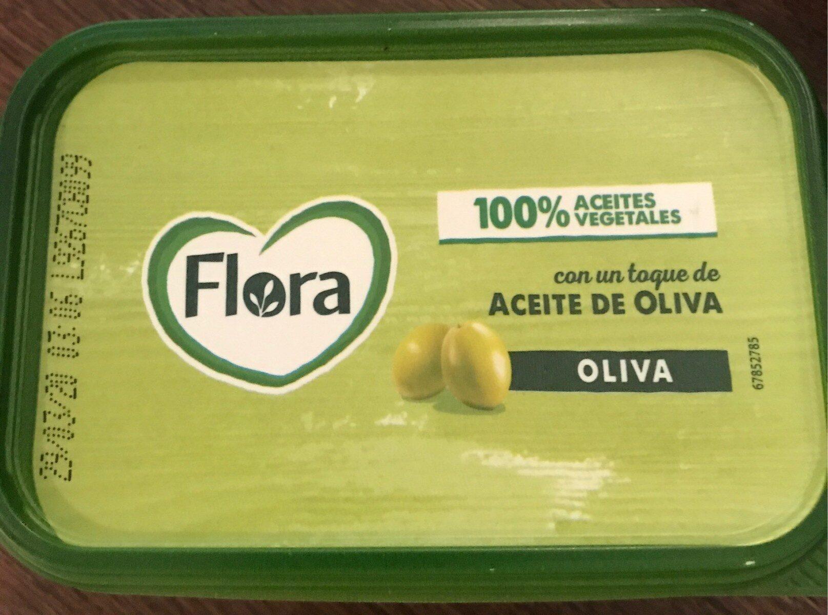 Margarina 100% vegetal con aceite de oliva - Producte - es