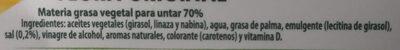Margarina - Ingredienti - es