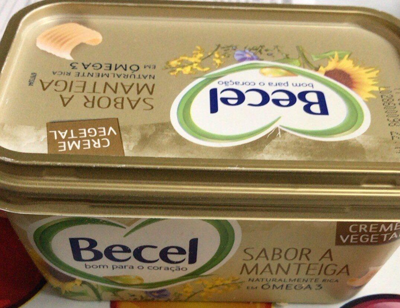 Creme vegetal - Produto - pt