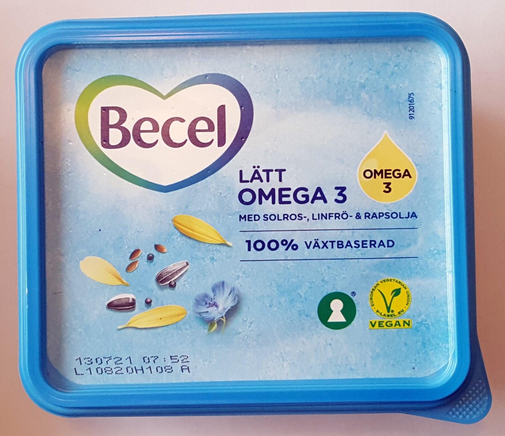 Lätt Omega 3 - Product - sv
