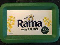Rama ohne palmöl - Product