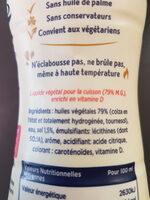 Planta Fin Cusine Facile - Ingrédients - fr