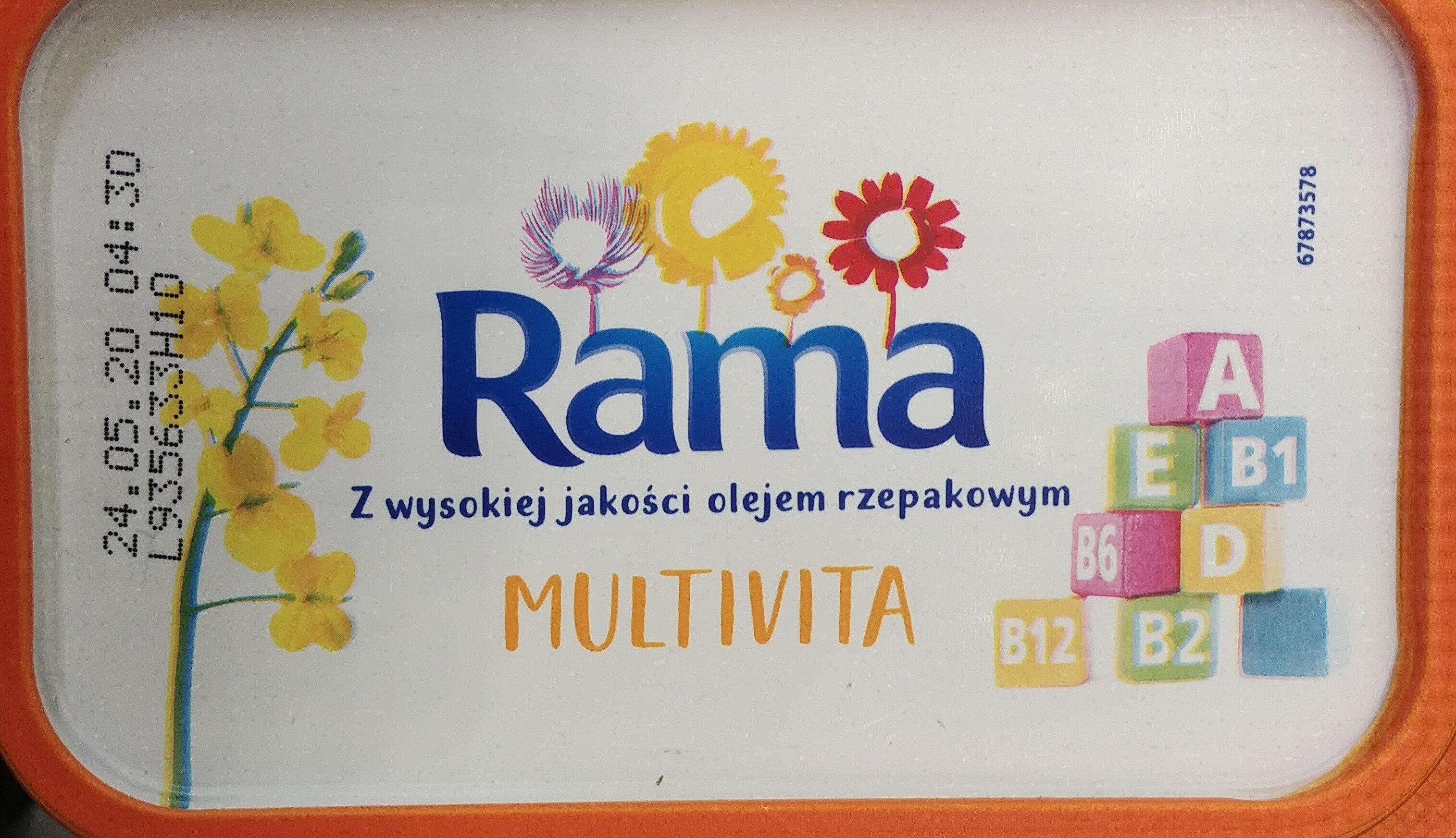 Multivita - Produkt - pl