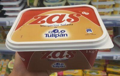 Margarina salada zas