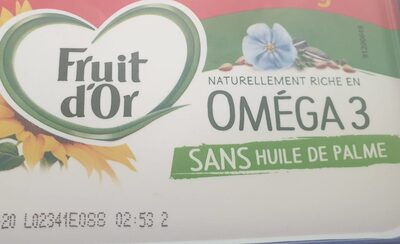 FRUIT D'OR OMEGA 3 - Prodotto