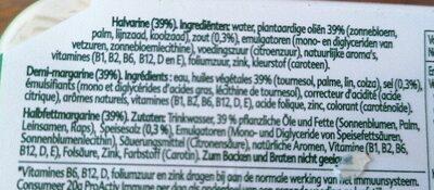 ProActiv - Ingredients - de