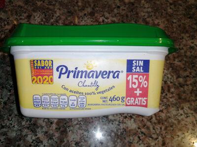 Mantequilla primavera - Producto - es