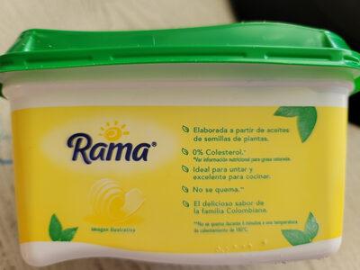 Mantequilla Rama - Produit - es
