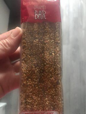 Caramel barre - Product