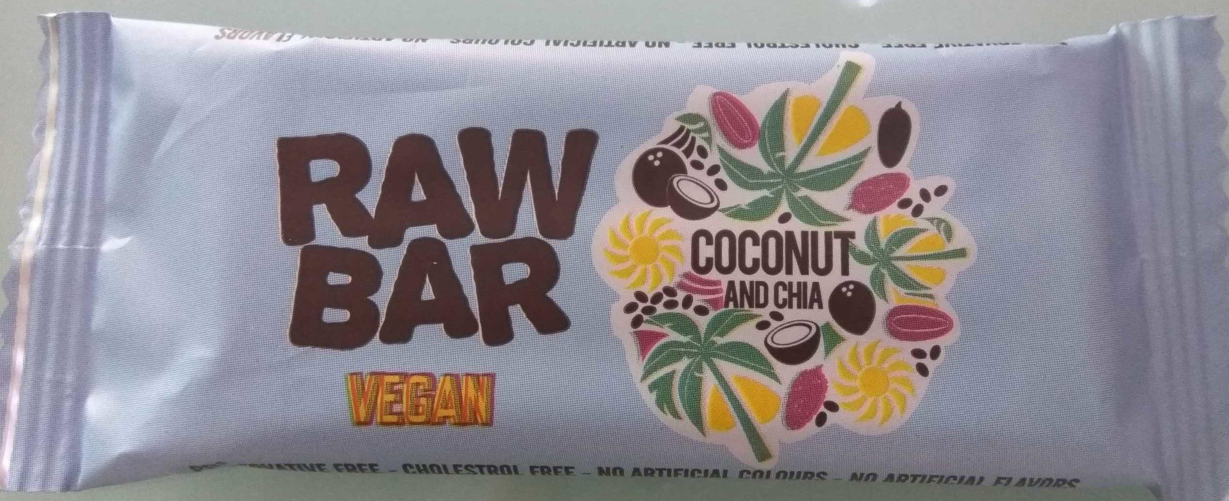 Coconut and chia - Produit