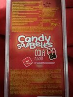 Candy sour belts cola - Product