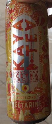 Ice Tea Nectarine - Produit