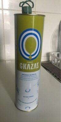 Organic olive oil - Product - fr