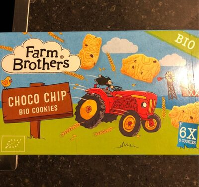 Farm brothers choco chip - Product