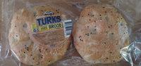 Turks Mini Brood (2×100g) - Product - nl