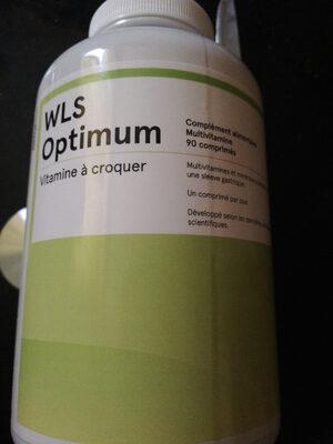 WLS Optimum Vitamine à croquer - Product