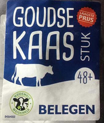 Goudse Kaas - belegen - Product - nl