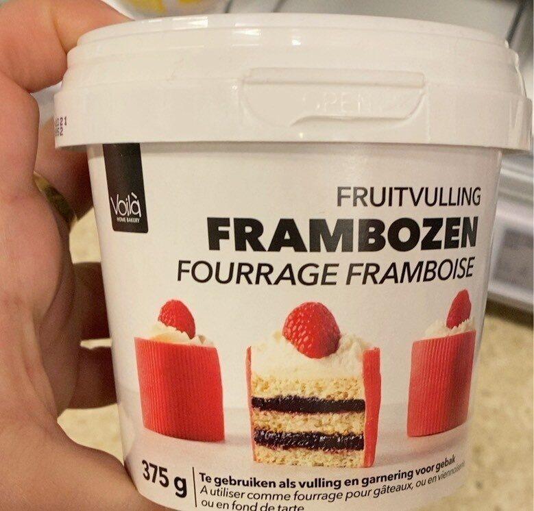 Fourrage framboose - Product - fr